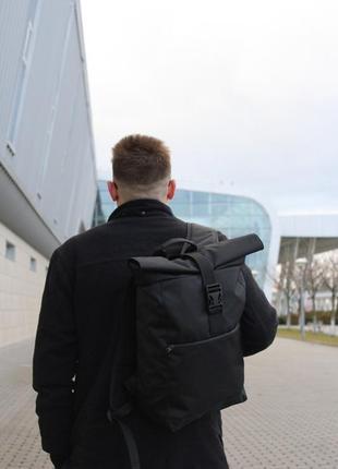 #розвантажуюсь роллтоп рюкзак вмісткий туристичний для міста унісекс чоловічий жіночий
