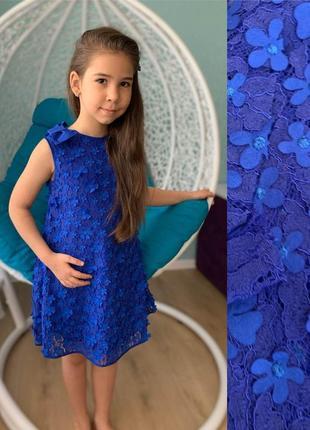 Детское платье