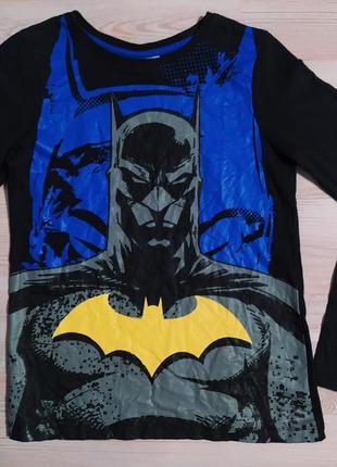 Кофта свитшот с принтом batman от primark