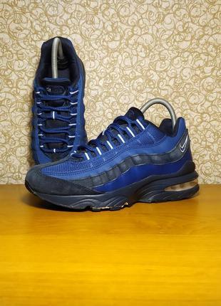Спортивные кроссовки nike air max 95 navy gs оригинал