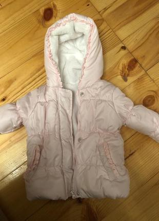 Дитяча курточка