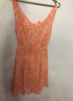 Платье h&m летнее