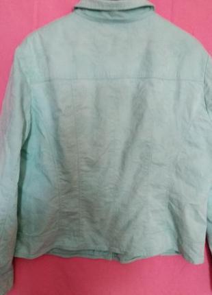 Пиджак коттоновый2 фото