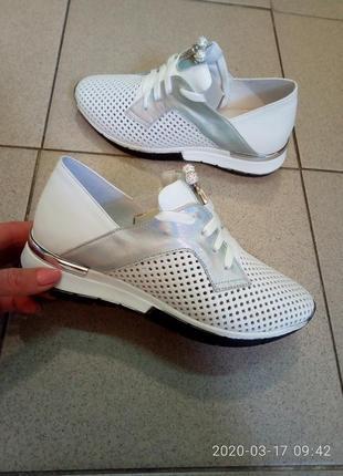 Весенне-летние туфли
