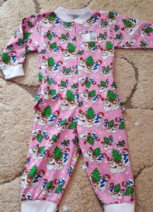 Пижама слип на байке