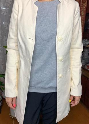 Пальто-длинный пиджак