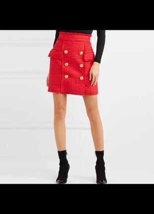 Потрясающая юбка с бахромой