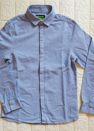 Хлопковая рубашка next качество