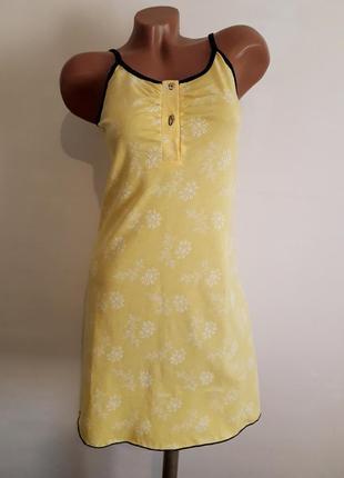 Ночнушка ночная рубашка сорочка для кормления кормящих беременных 44-48
