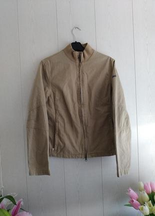 Стильная куртка napapijri 100% хлопок