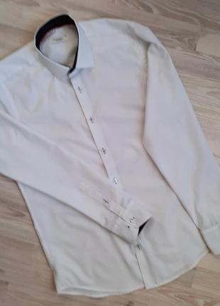 Рубашка с длинными рукавами desibel