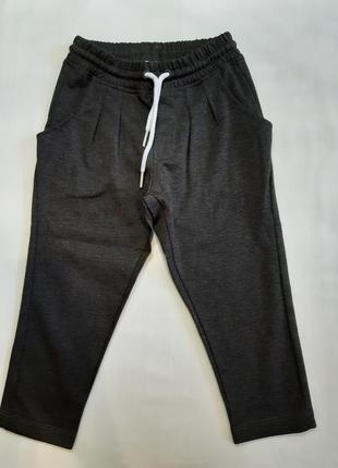 Штаны с карманами для мальчика р 98