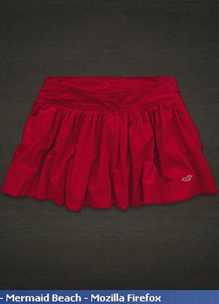 Hollister юбка