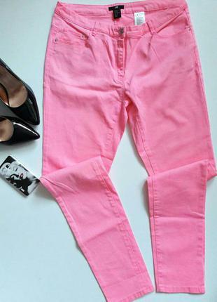 Розовые джинсы от h&m