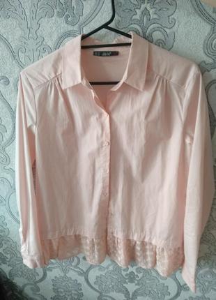 Блуза dilvin вторая вещь в подарок 1+11 фото
