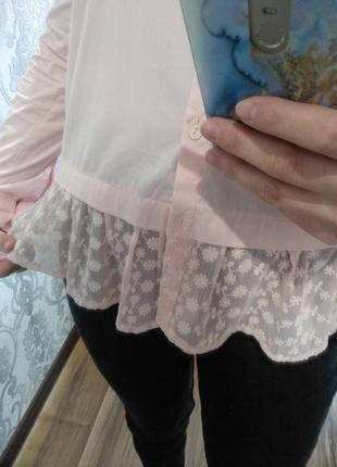Блуза dilvin вторая вещь в подарок 1+16 фото