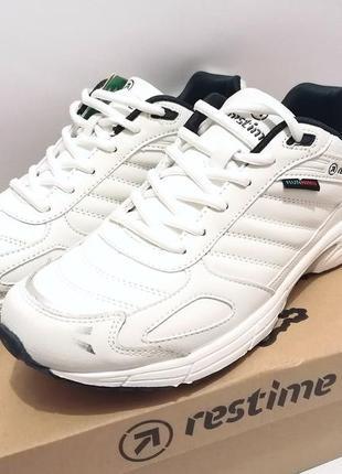 Мужские кроссовки от украинского производителя restime