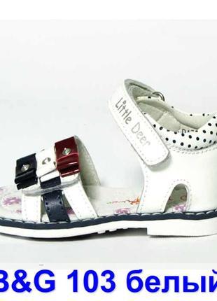 Босоножки сандали босоніжки летняя літнє обувь взуття для девочки дівчинки b&g