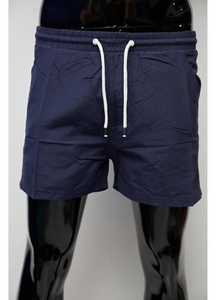 Шорты мужские пляжные gs 0343 темно-синие