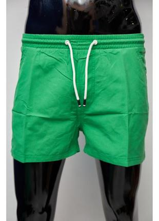 Шорты мужские пляжные gs 0343-3 зеленые