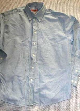 Рубашка джинсовая винтаж