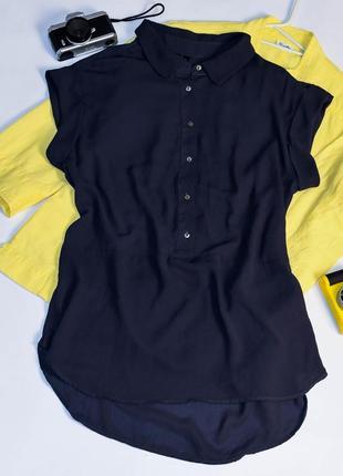 Блуза mango з коротким рукавом