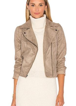 Куртка косуха из искусственной замши atmosphere p l