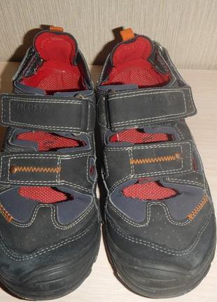 Легкие туфли сандалии ricosta p.31(20cм)