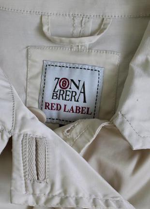 Легкая весенняя курточка с легким напылением2 фото