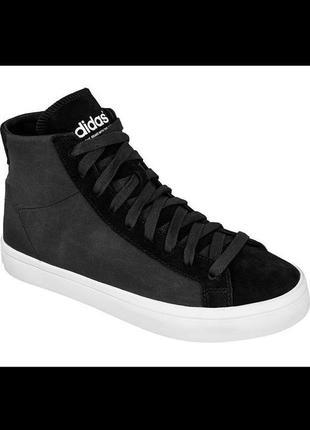 Ботинки, хайтопы adidas courtvantage mid