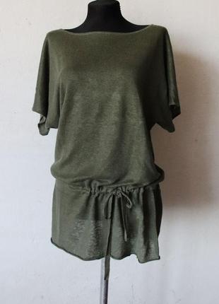 Блуза 100% лен modissa