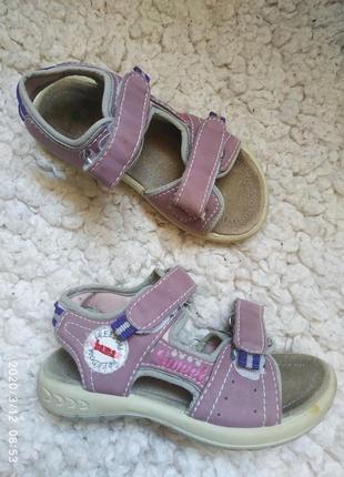 Бомоножки- сандали