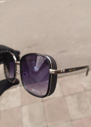 Jimmy choo солнцезащитные брендовые очки