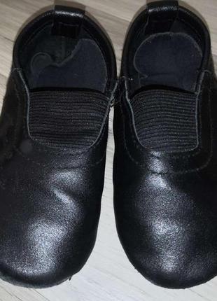Чешки кожаные черные juari sports