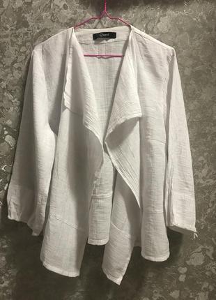 Летний пиджак накидка