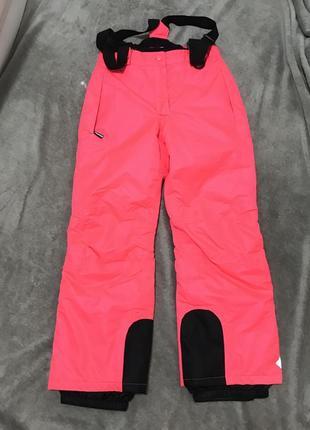 Штани брюки лижні xs або на 10-12 р