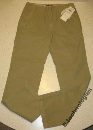 Брюки штаны columbia edgewater corded chino