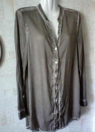 Шелковая блуза, rich&royal,  разм.44-46