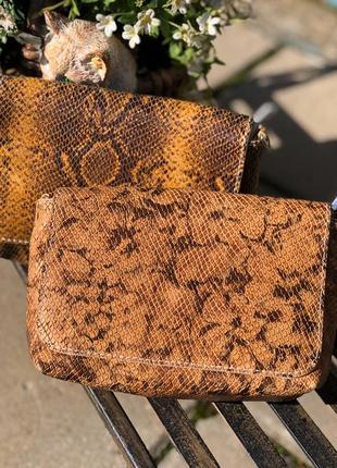 Кожаные сумочки италия