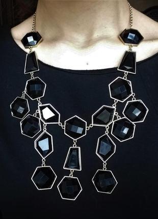 Вечернее ожерелье от h&m