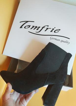 Ботинки tomfrie (весна- осень)