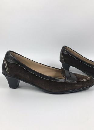 #розвантажуюсь кожанные/замшевые итальянские туфли brunomagli
