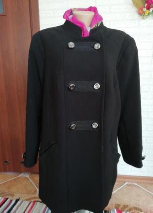 Френч-пиджак большого размера