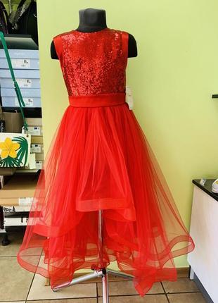 Шикарное нарядное платье для девочки