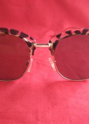 Солнечные очки, 60-70х годов, ретро