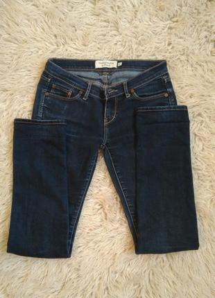 Отличные джинсы abercrombie & fitch