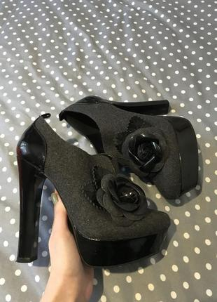 Туфли -ботиночки