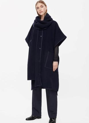 Очень крутое пальто oversize cos