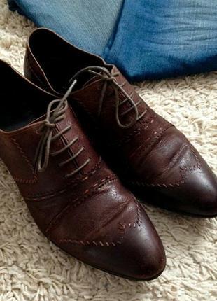 Мужские туфли braska 41 размер