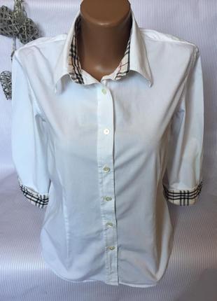 Крутая рубашка burberry